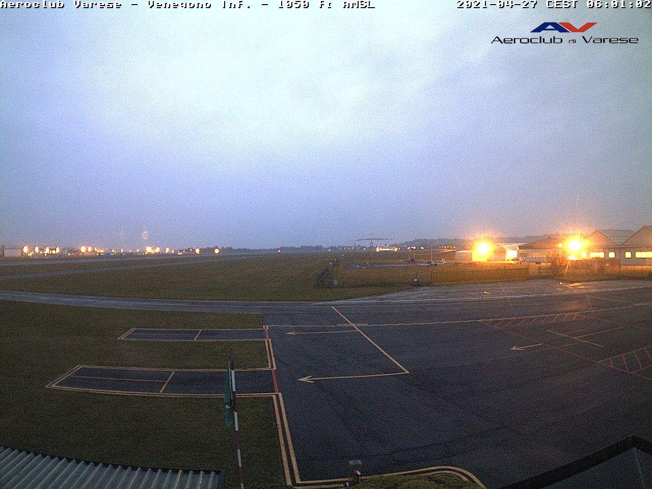 webcam Aeroclub Varese (VA)